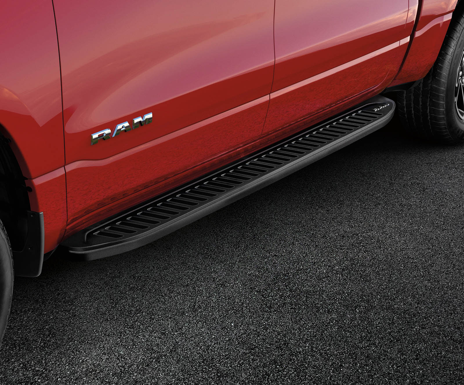 Mopar Off-Road Running Boards