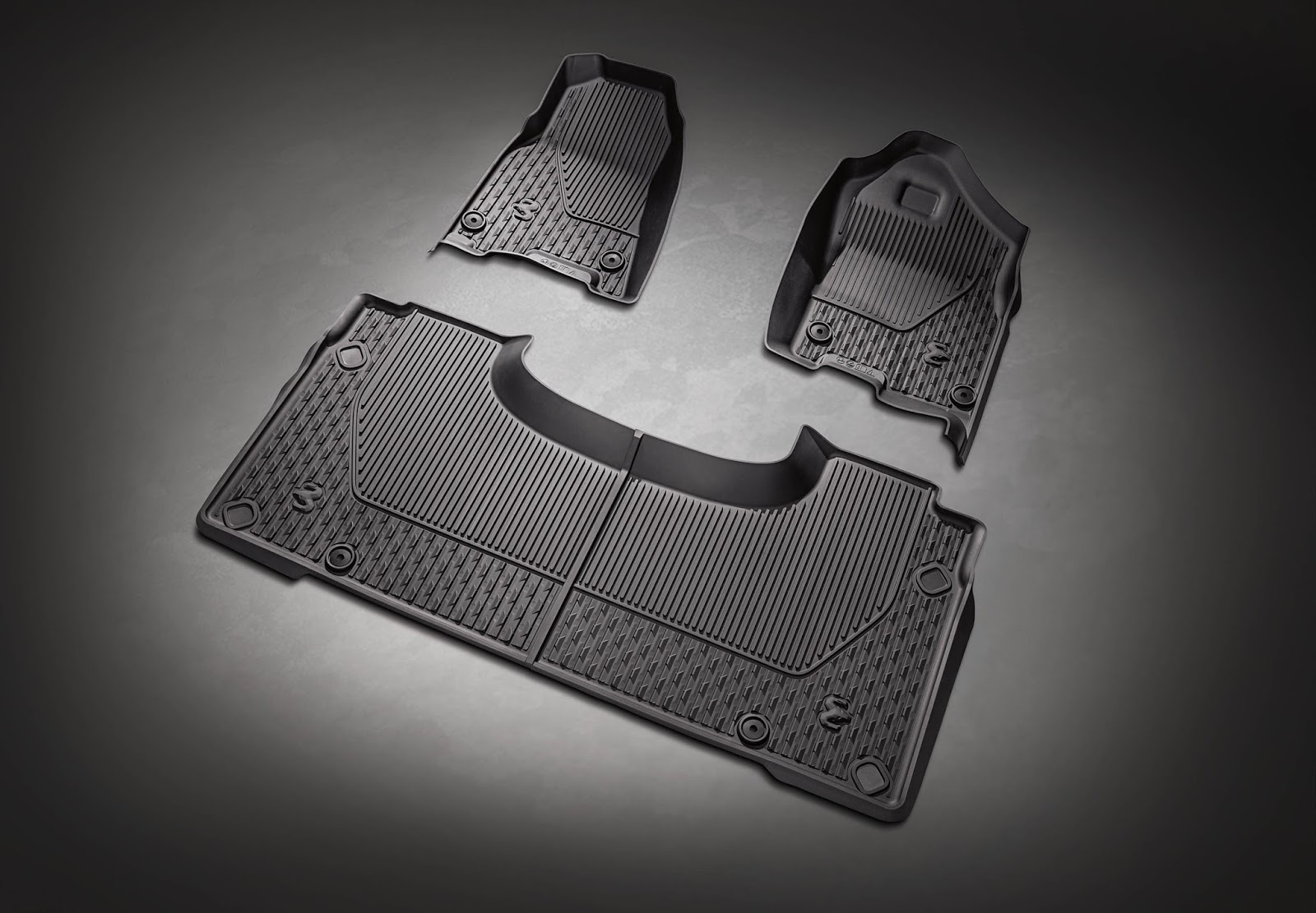 Mopar All-Weather Floor Mats