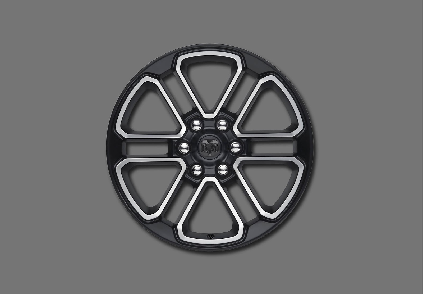 Mopar 20-Inch Polished Wheels