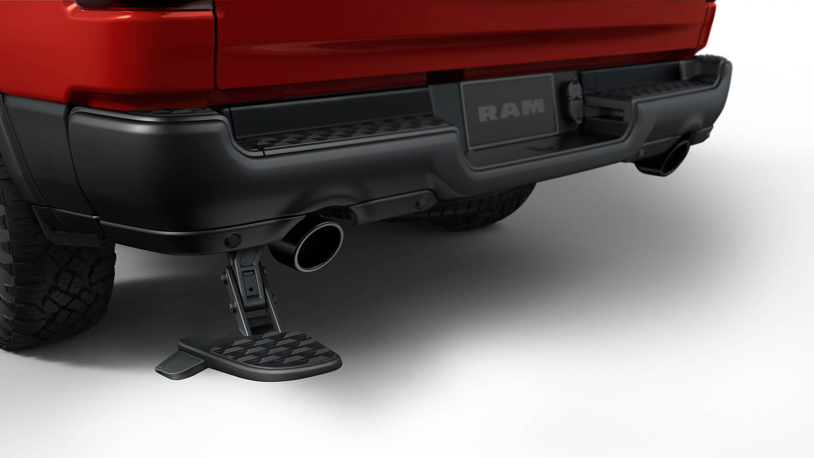 2019 Ram 1500 – Mopar Bed Step