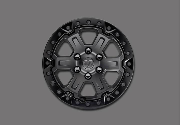 Mopar 18-Inch Beadlock Wheels