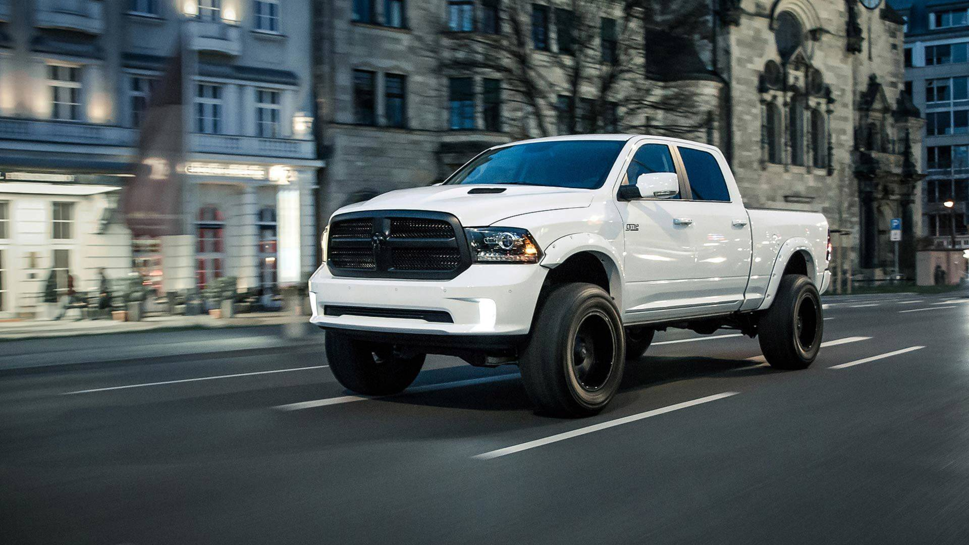 Ram 1500 Bigfoot Edition by GME (1)