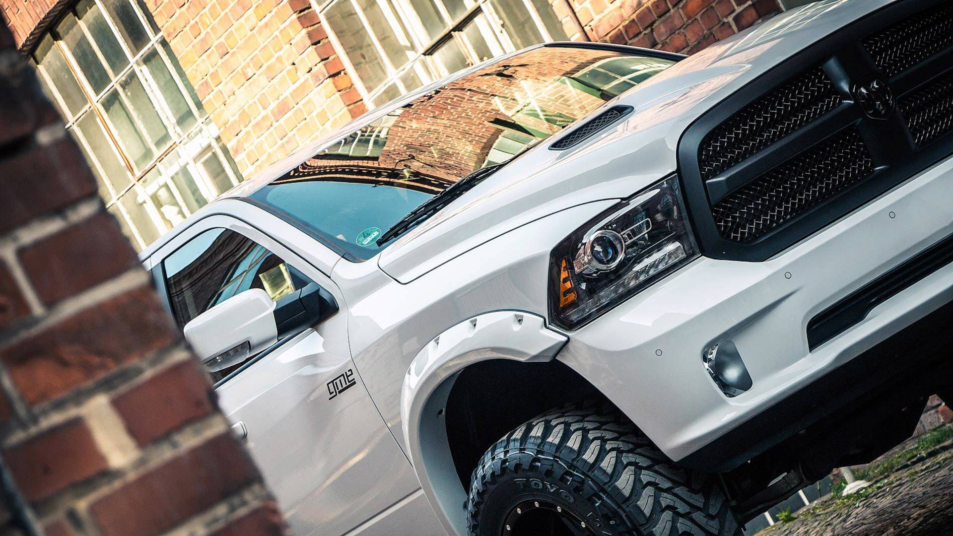 Ram 1500 Bigfoot Edition by GME (3)