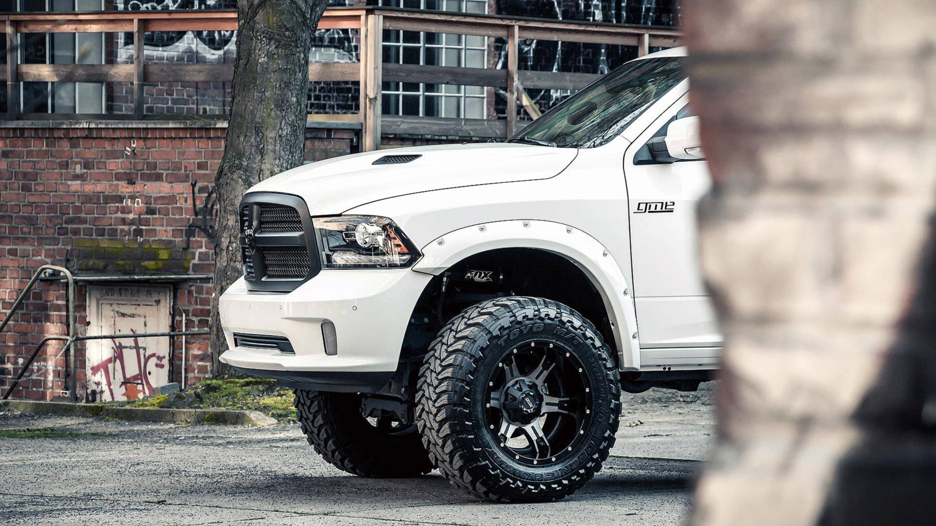 Ram 1500 Bigfoot Edition by GME (5)