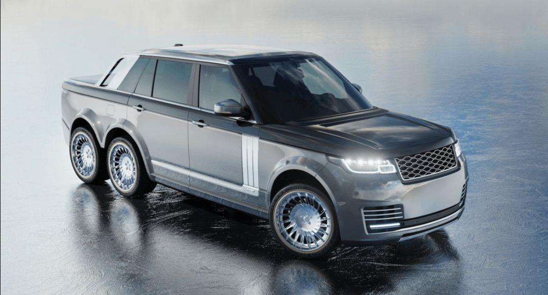 Range-Rover-6x6-Pickup-1