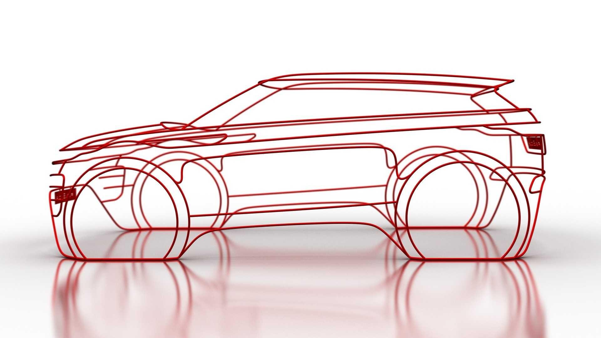 2020 Range Rover Evoque teaser (2)