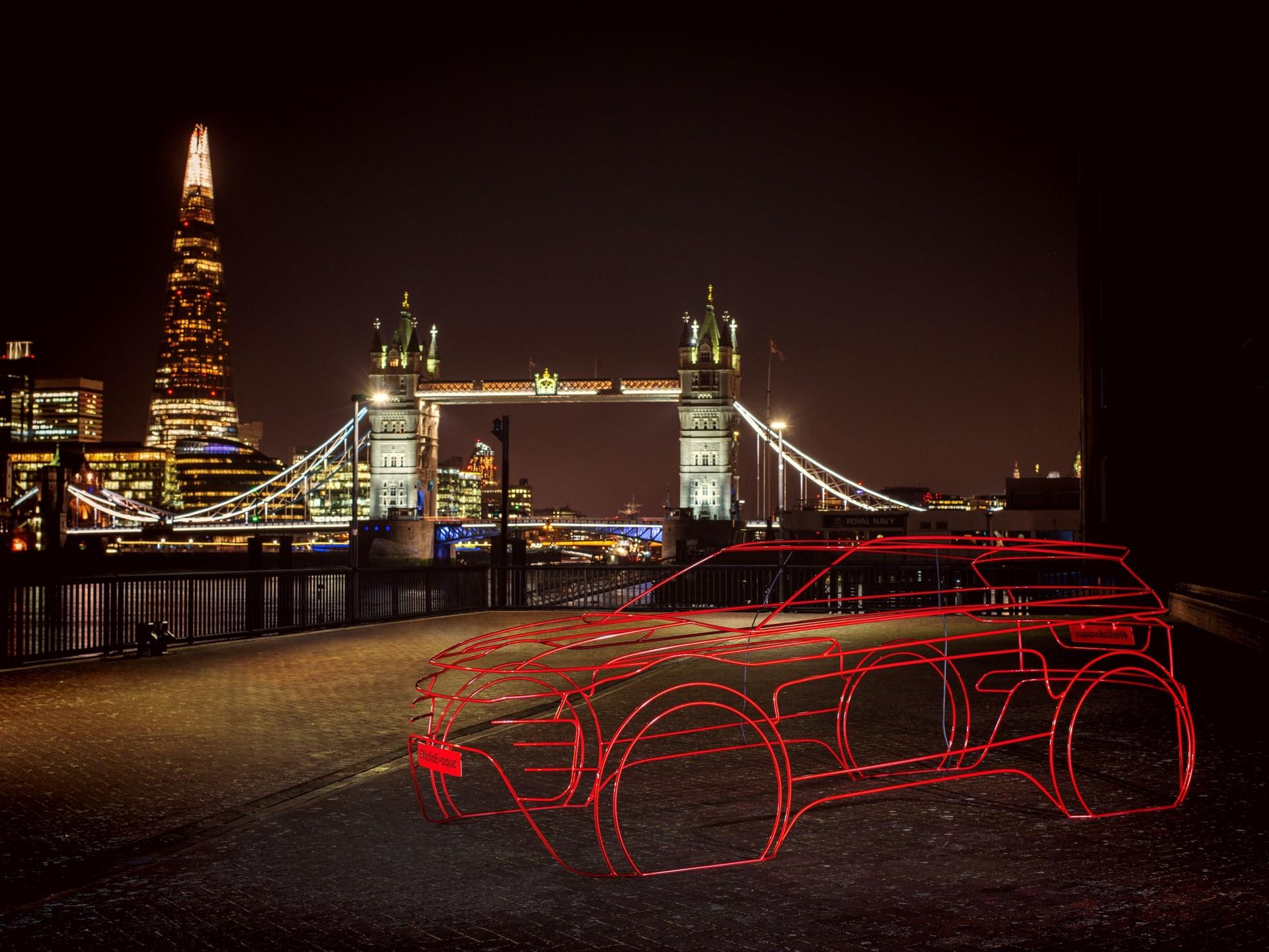 2020 Range Rover Evoque teaser (7)