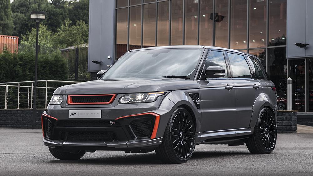 Range Rover Sport SVR by Kahn Design (2)
