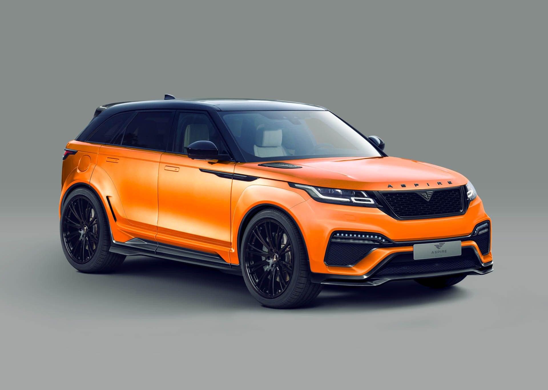 Range Rover Velar by Aspire Design (1)