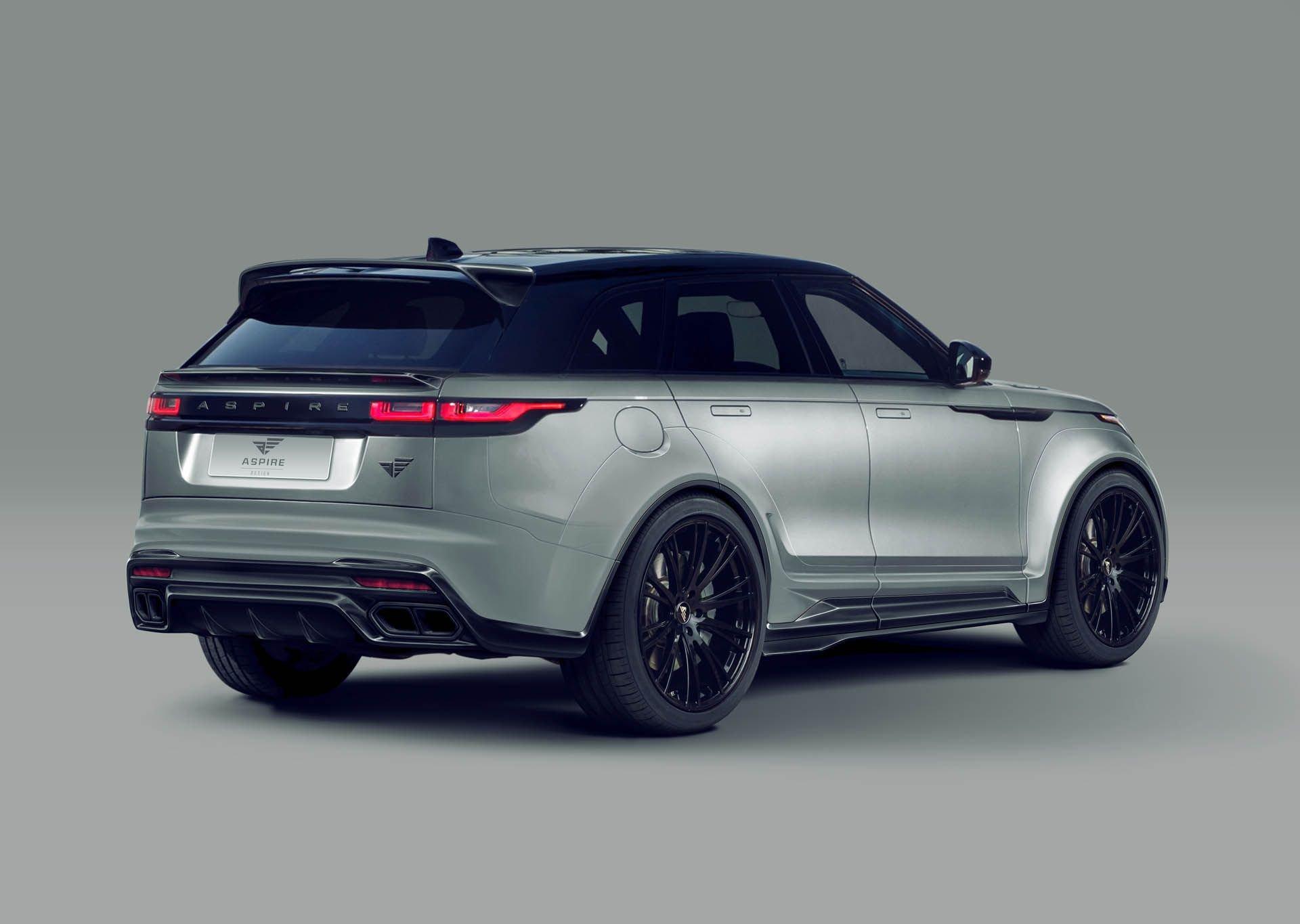 Range Rover Velar by Aspire Design (13)
