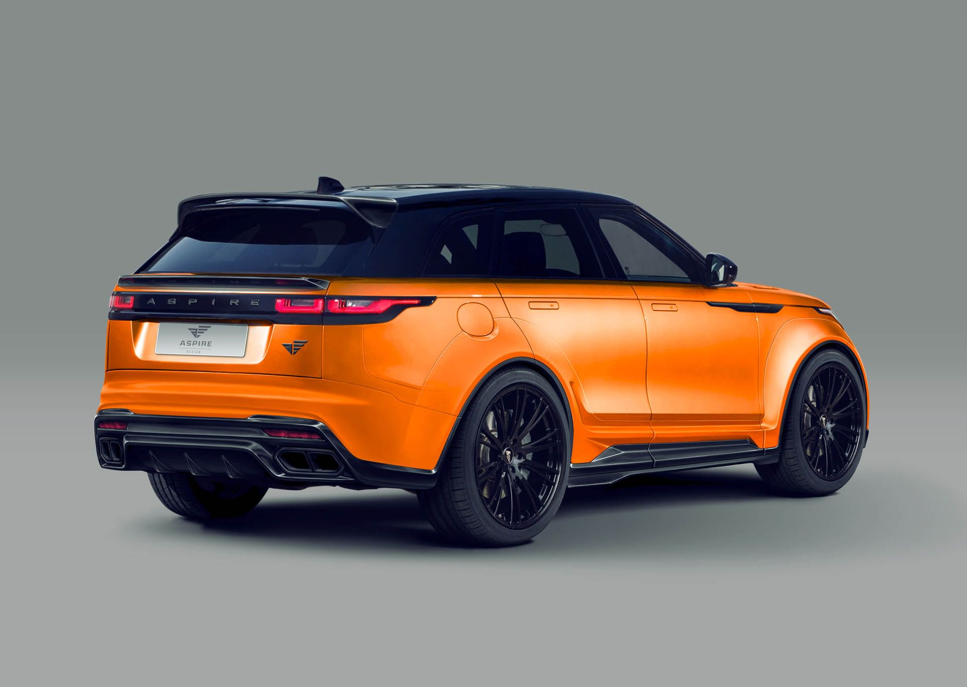 Range Rover Velar by Aspire Design (2)