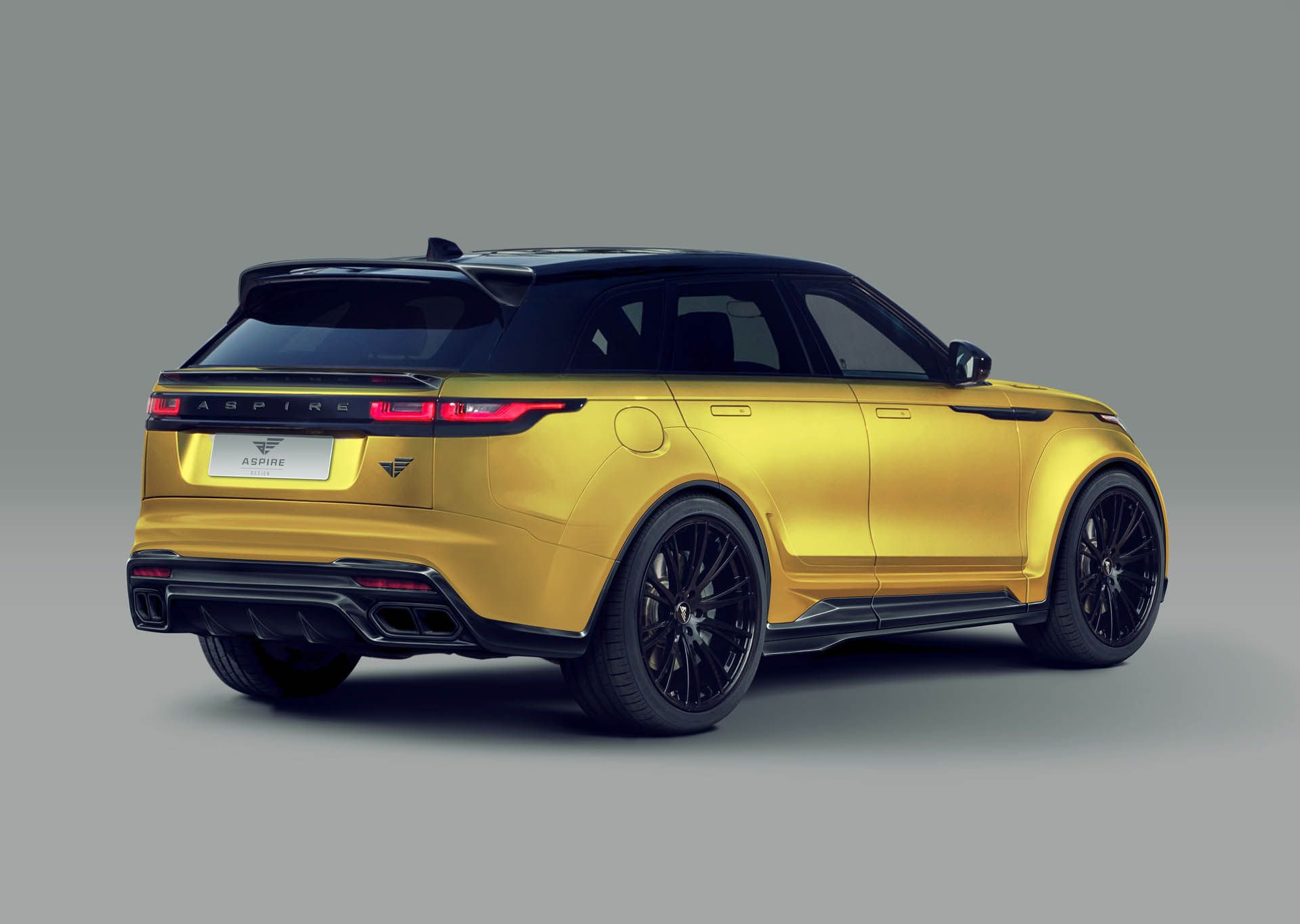 Range Rover Velar by Aspire Design (4)