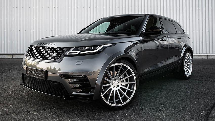 Range Rover Velar by Hamann (1)