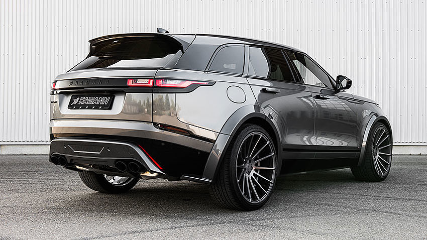 Range Rover Velar by Hamann (2)
