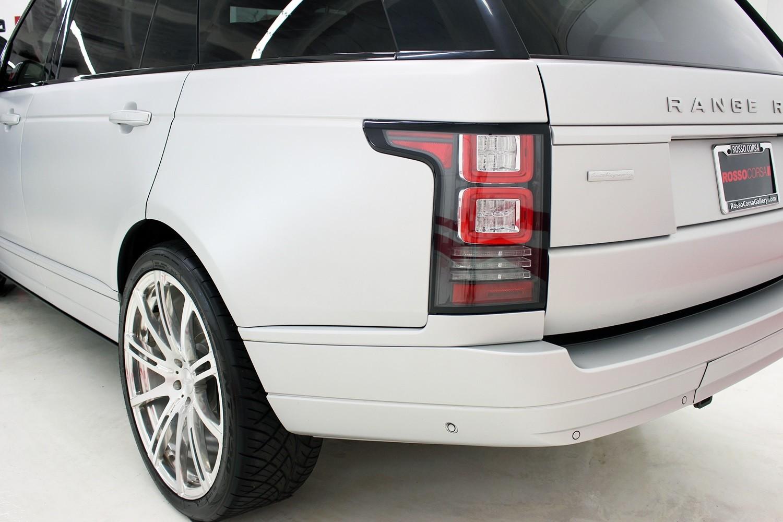 Range RoverAutobiography LWB 10