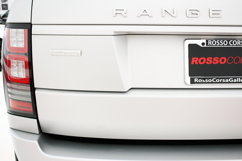 Range RoverAutobiography LWB 12