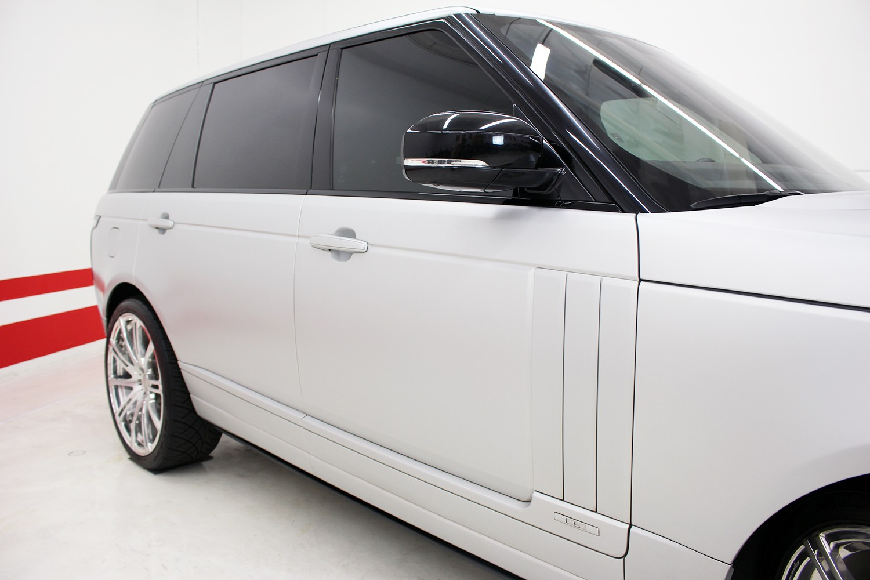 Range RoverAutobiography LWB 15