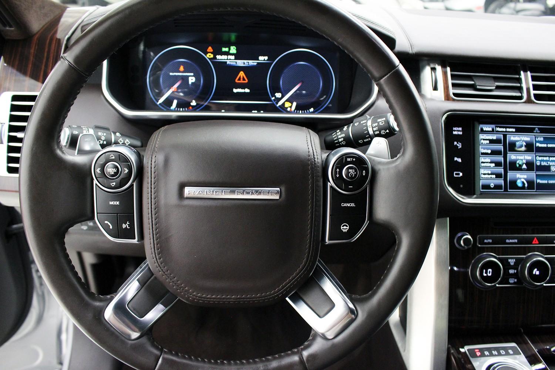 Range RoverAutobiography LWB 17