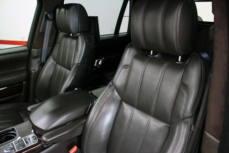 Range RoverAutobiography LWB 19