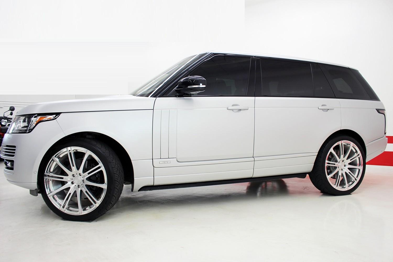 Range RoverAutobiography LWB 2