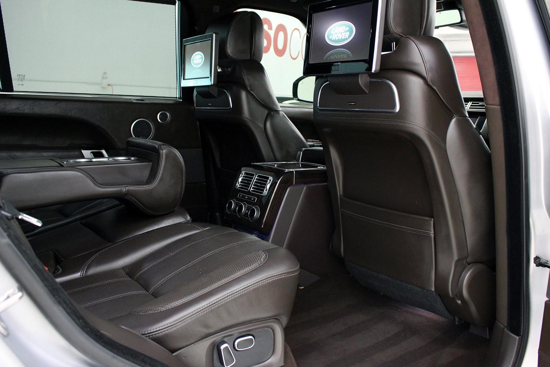 Range RoverAutobiography LWB 21