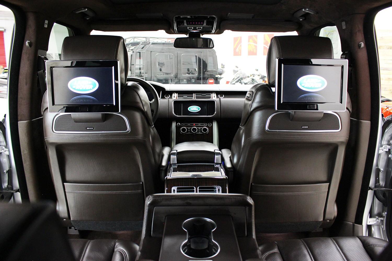Range RoverAutobiography LWB 24