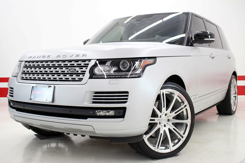 Range RoverAutobiography LWB 3