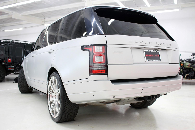 Range RoverAutobiography LWB 4