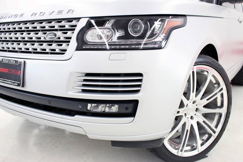 Range RoverAutobiography LWB 5
