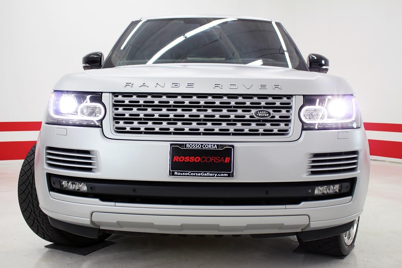 Range RoverAutobiography LWB 6