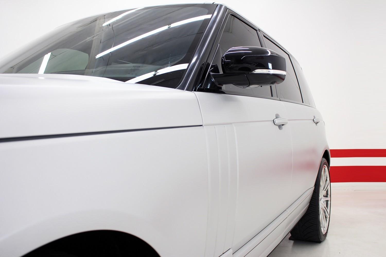 Range RoverAutobiography LWB 8