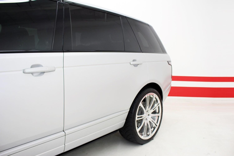 Range RoverAutobiography LWB 9