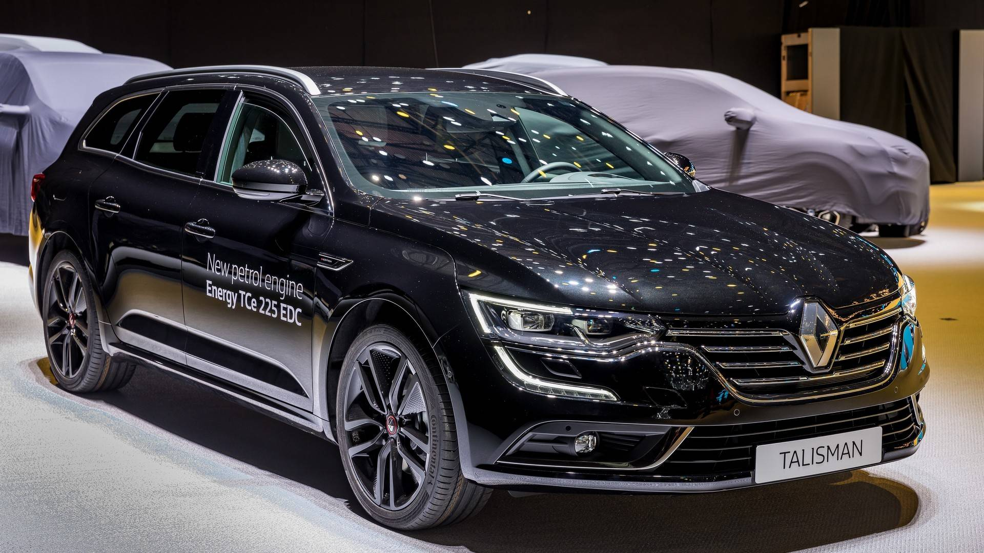 2018 - Renault TALISMAN S-EDITION