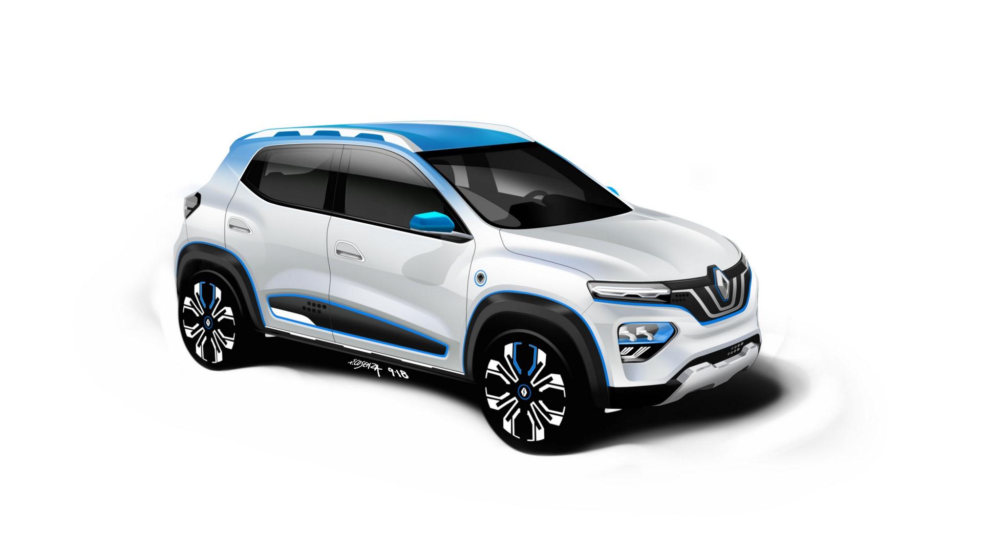 Renault K-ZE Concept (1)