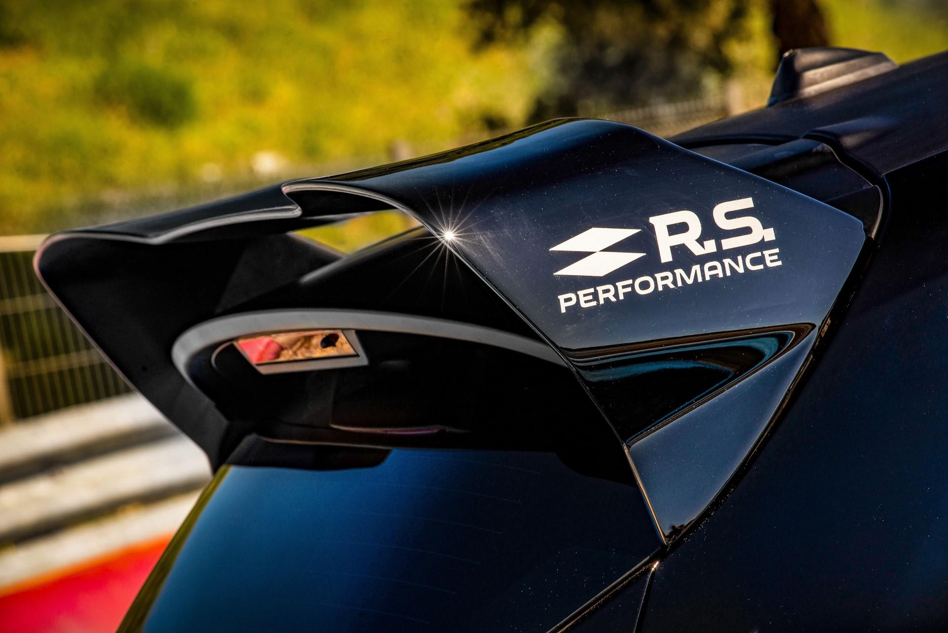 2018 - Gamme Accessoires R.S. Performance