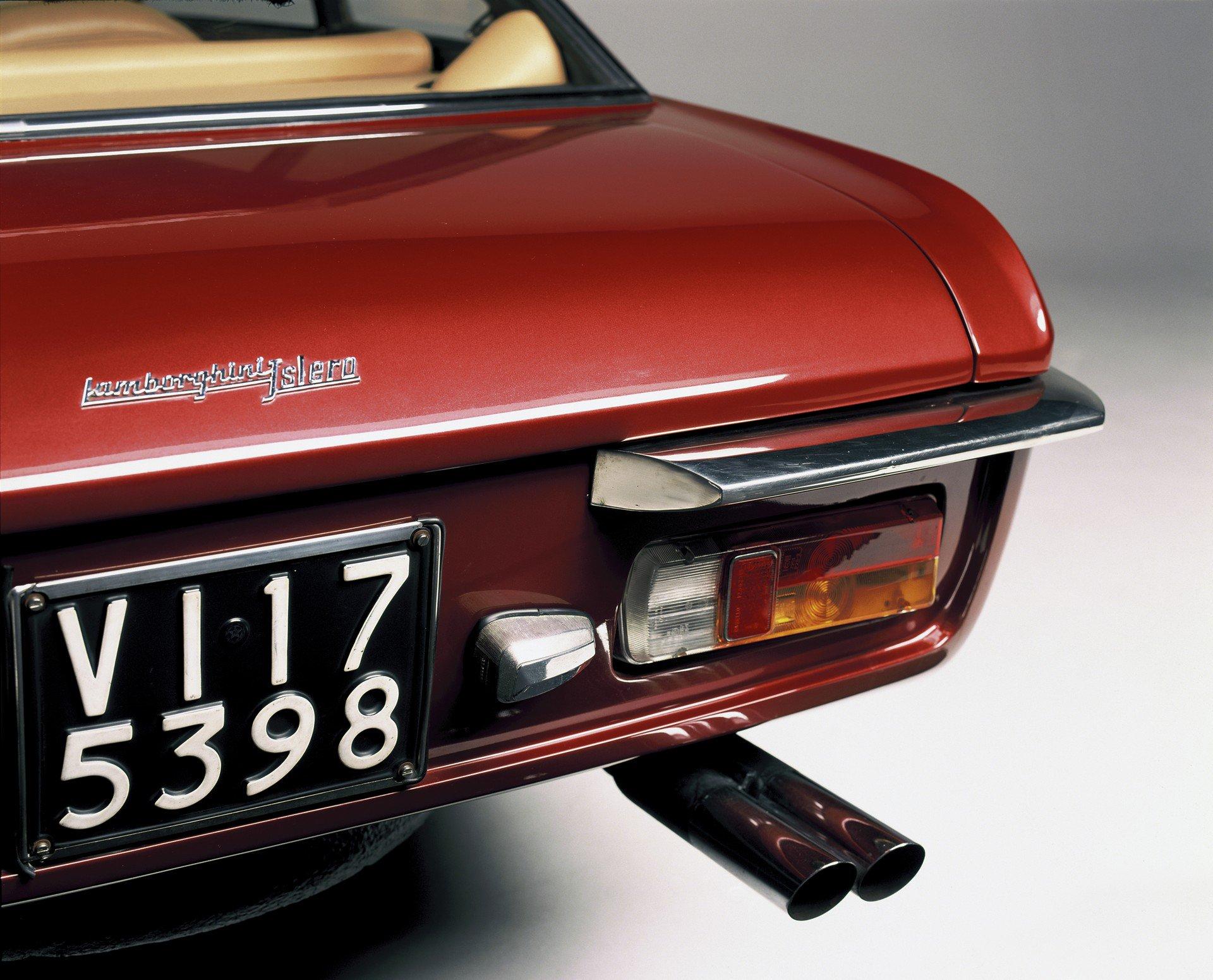Restored Lamborghini Islero and Espada (5)