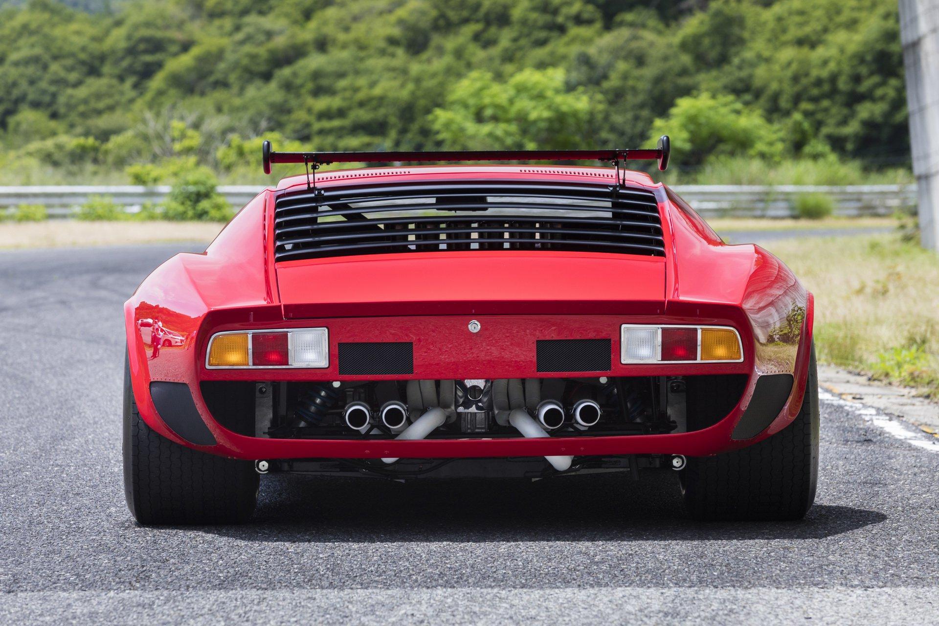 Restored Lamborghini Miura SVR (10)