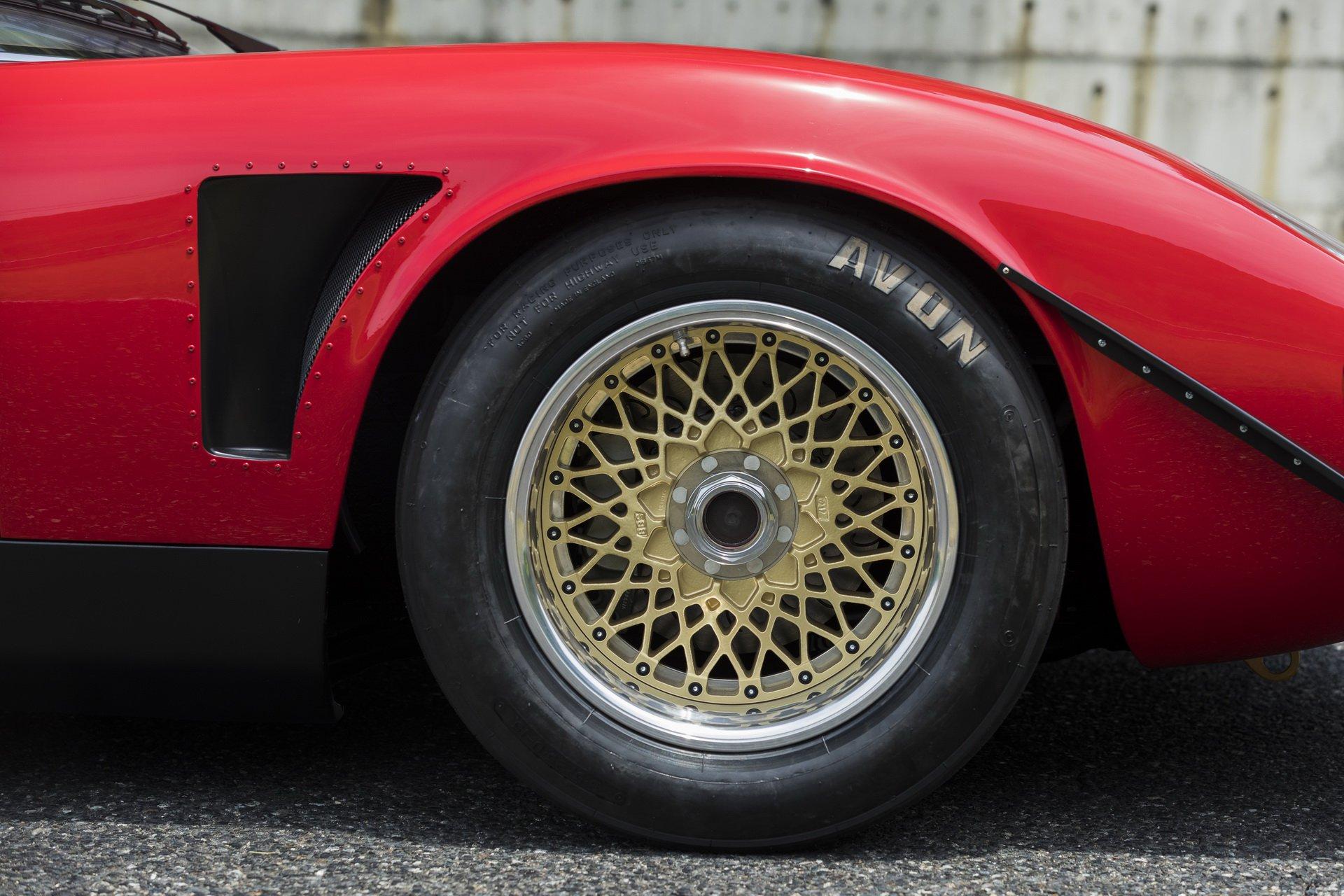 Restored Lamborghini Miura SVR (11)