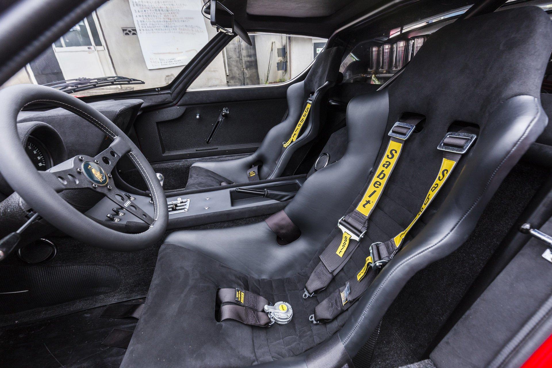 Restored Lamborghini Miura SVR (4)