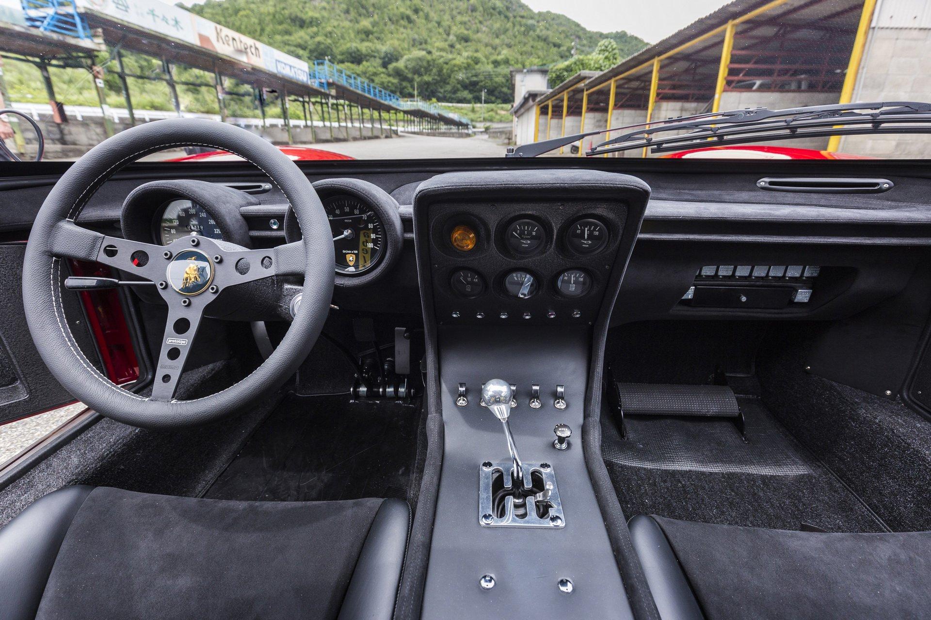 Restored Lamborghini Miura SVR (5)