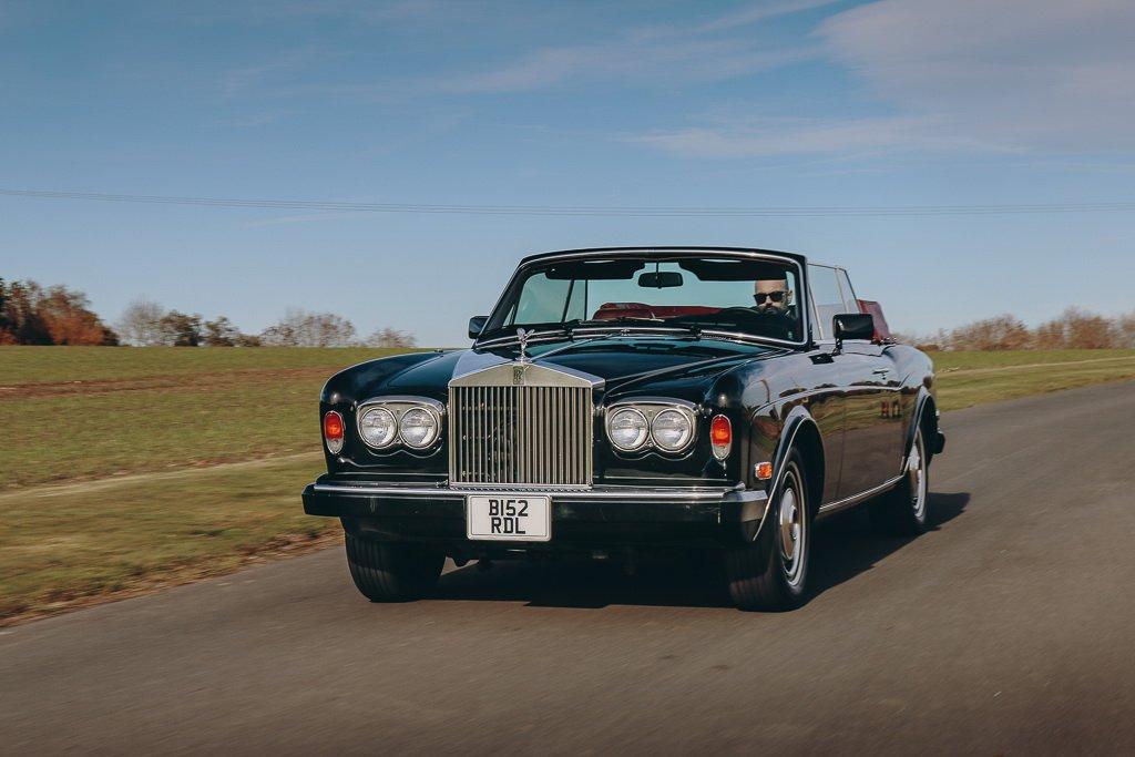 Rolls-Royce Corniche Convertible Frank Sinatra auction (1)