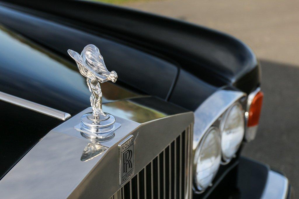 Rolls-Royce Corniche Convertible Frank Sinatra auction (11)