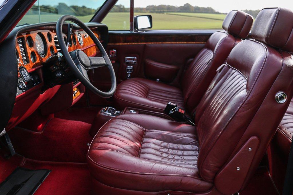 Rolls-Royce Corniche Convertible Frank Sinatra auction (20)