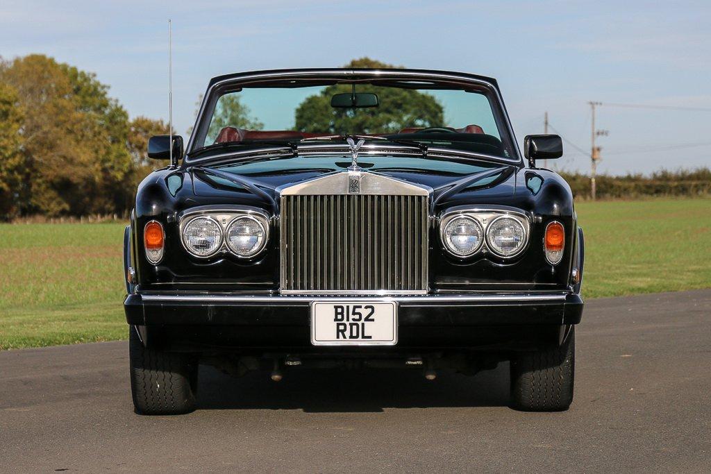 Rolls-Royce Corniche Convertible Frank Sinatra auction (9)