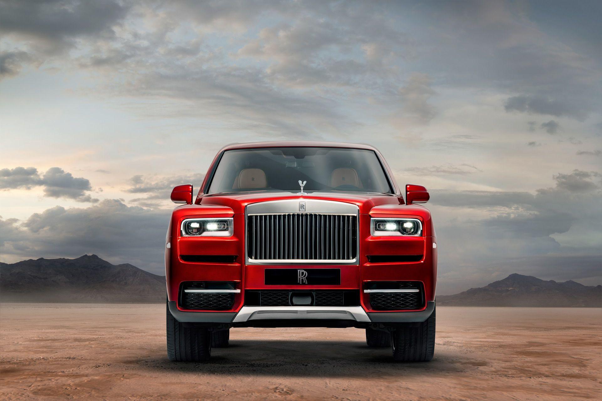 Rolls Royce Cullinan (1)