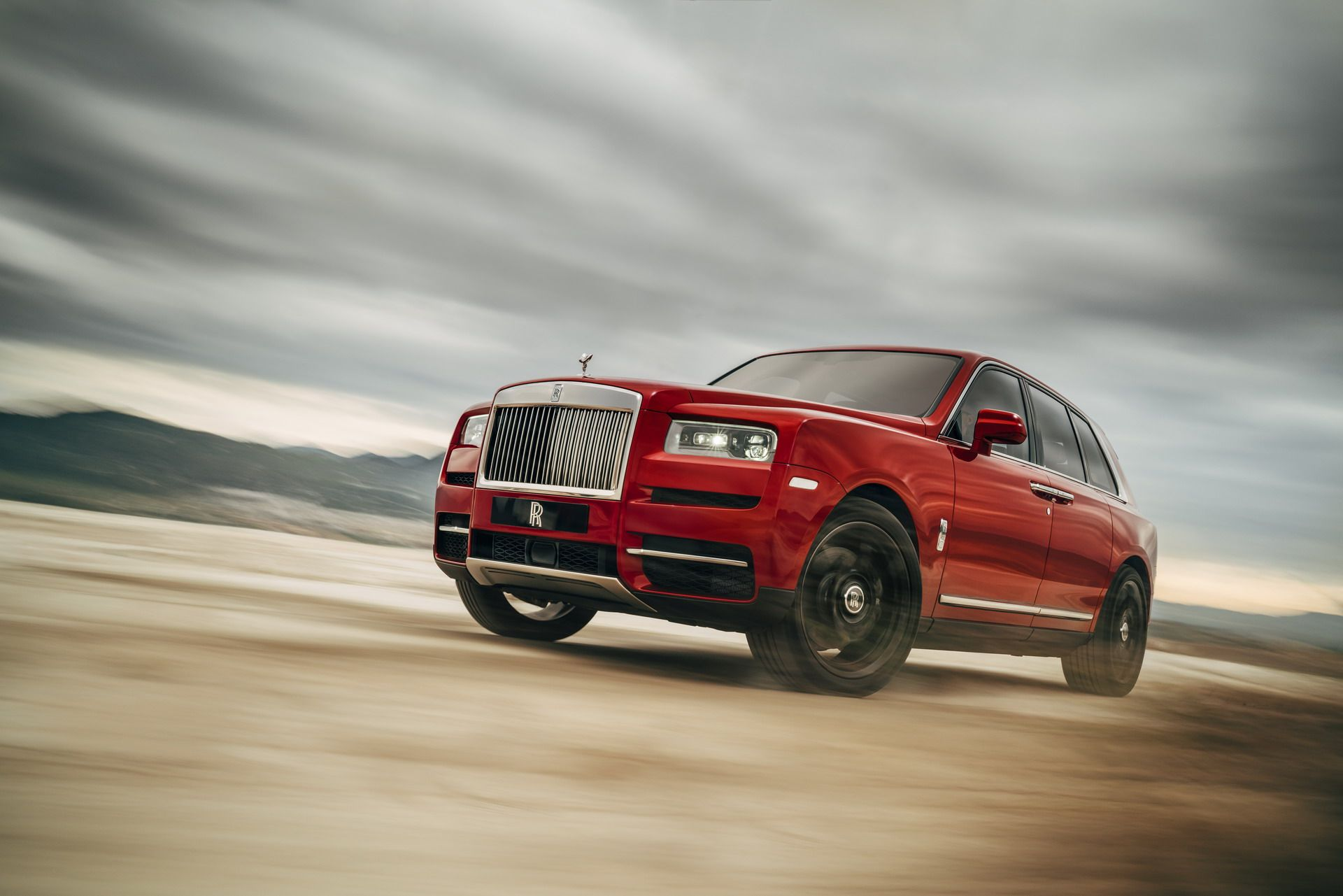 Rolls Royce Cullinan (5)