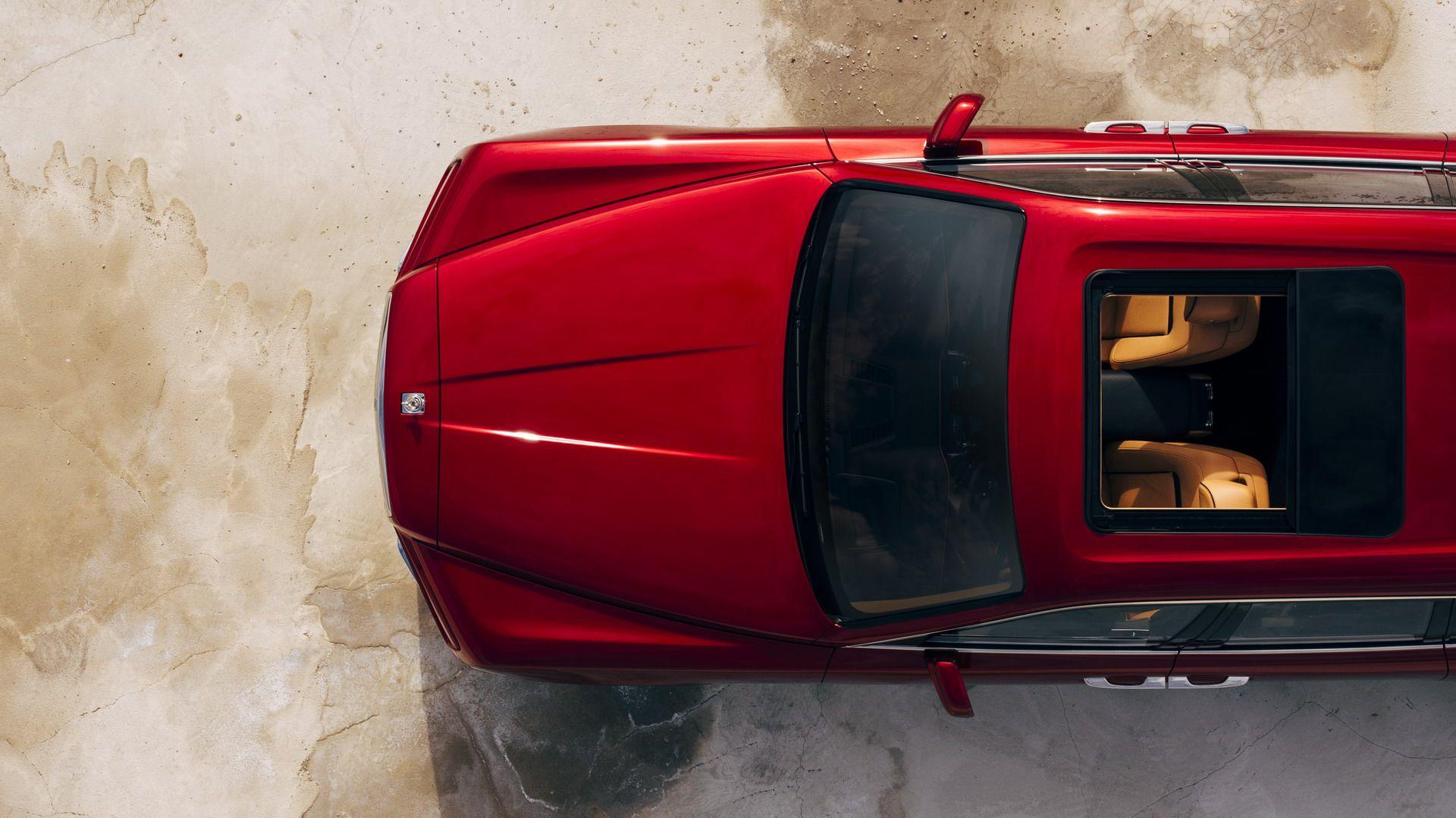 Rolls Royce Cullinan (9)