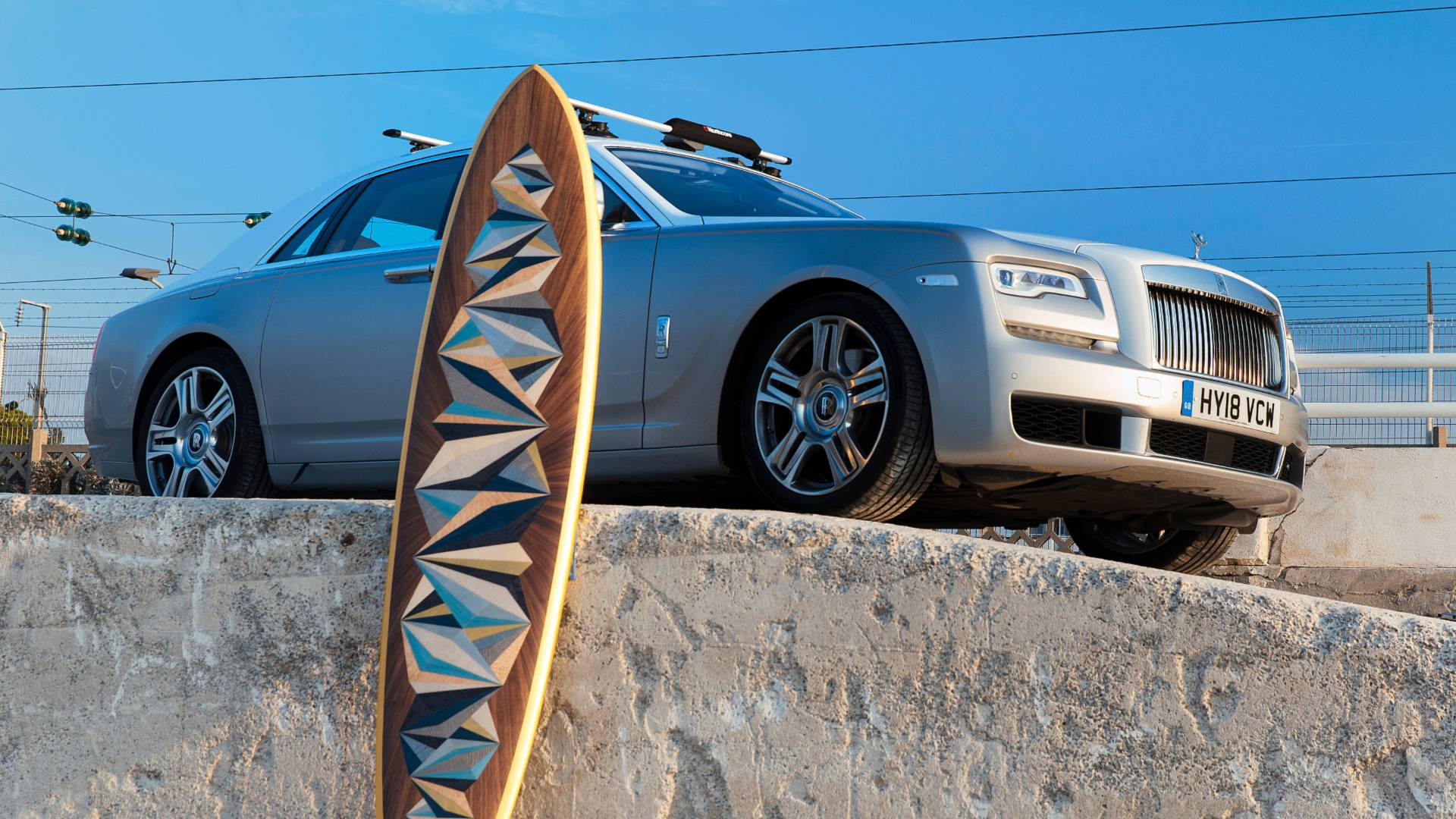 rolls-royce-ghost-custom-surfboard