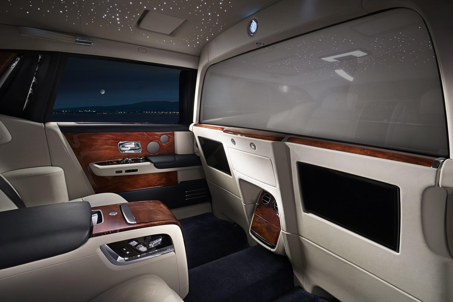 Rolls-Royce Phantom Chengdu