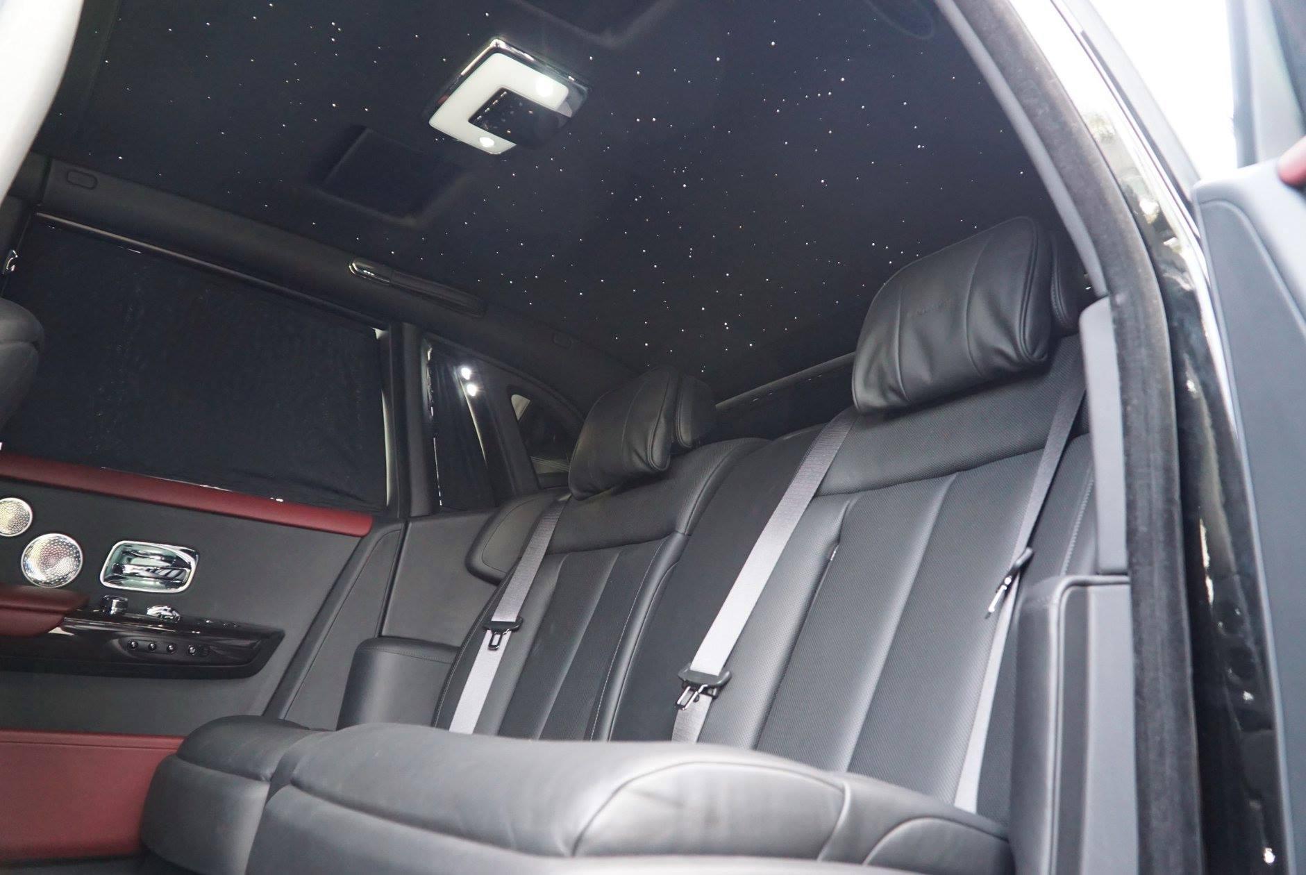 Rolls-Royce Phantom tuned by Mansory (10)